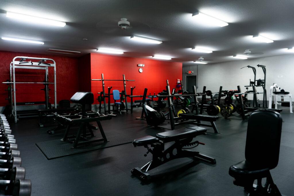 Dunnellon Gym